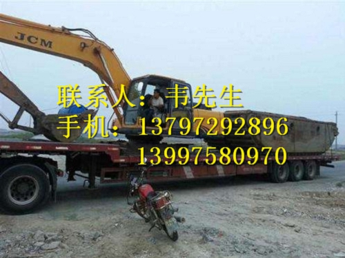 淮安水陆两用挖掘机改装厂家