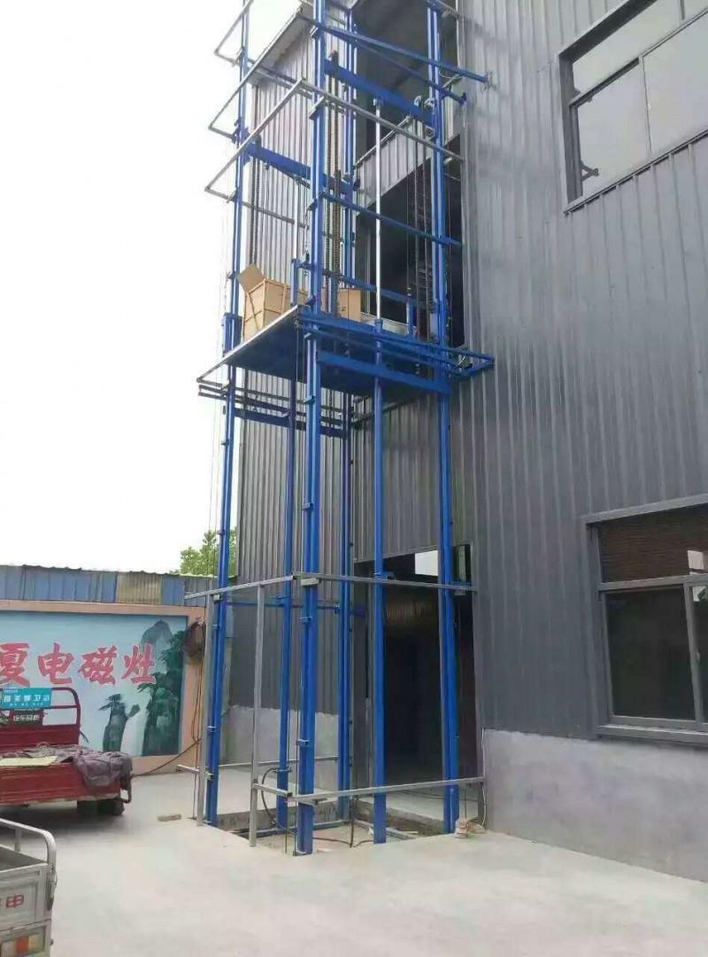 特别适合2-6层钢结构厂房,内外部均可使用