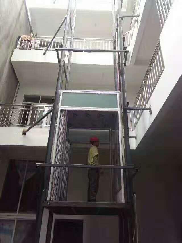 甘南州【jlvl/y-0.5无障碍家用电梯】安全稳固