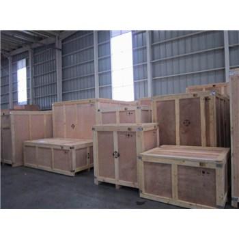 广州出口机器设备-免检免熏蒸木箱包装