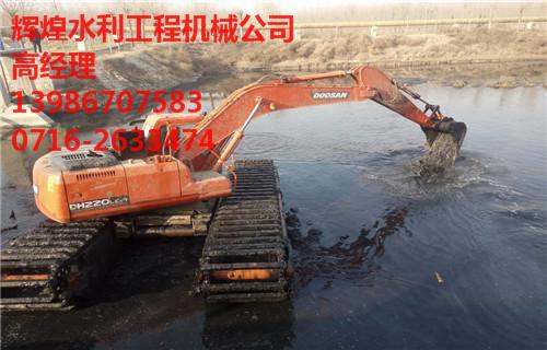 西藏自治区堤埂加固挖掘机租赁价格@辉煌水利