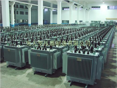 赣州10kv三相干式变压器实力厂家#光大