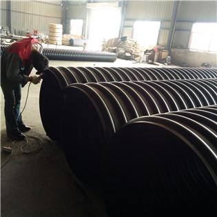 山东泰安pe给水管钢丝骨架专业生产