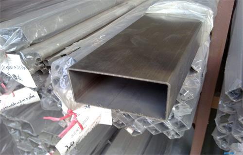 本溪不锈钢方矩管货源充足
