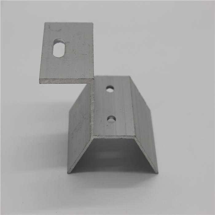口碑厂家梯形彩钢瓦夹具:可定做1
