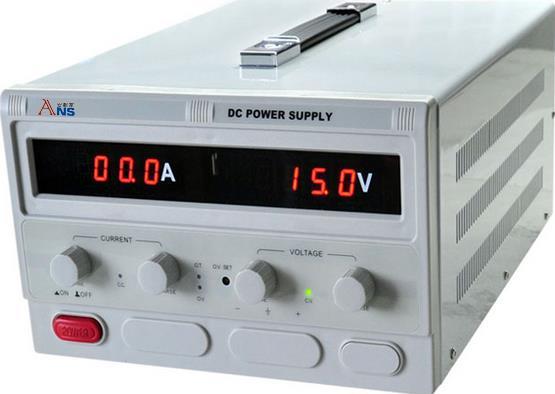 兰州350V1A可调直流电源/0-110V4000A可调直流电源兰州350V1A110V4000A可调直流电源 比如:设备是160kW设备,为兼顾设备造价与运行可靠性,初步方案是分8个功率组元。其中一个功率组元发生故障后,另外7个功率组元仍能全功率输80V/2kA(160kW)。所以,每个组元输电流是286A(2000/7 储存条件: 温度:-20~70 相对湿度: 85%RH   YT-SKG性能指标 容量 SDC50-500-T 输入 输入电压范围 三相380V15% 47-63HZ 输 外特性 恒电