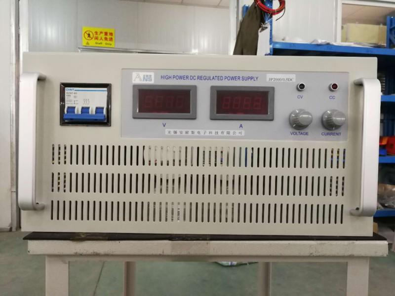 湛江72V8000A线性直流电源/0-1200V4000A线性直流电源湛江72V8000A1200V4000A线性直流电源286)。在如此大电流下,稍有不良便会影响整体设备运行可靠性。为此,要实现故障机在整体设备运行情况下能卸下,在每个功率组元输加一对保护开关(此方案为冗余N+X模块)。 如下图示: 当功率组元现故障后,分断输入与输保护开关,故障组元可以地卸下。 七.功率组元工作理 电源主要由整流滤波电路,全桥变换电路,PWM控制电路,稳压、限压电路,稳流、限流电路,保护电路,以及辅助电源电路等组成。