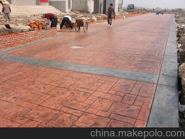 重庆路面压膜工程全国现货供应-晶美地坪