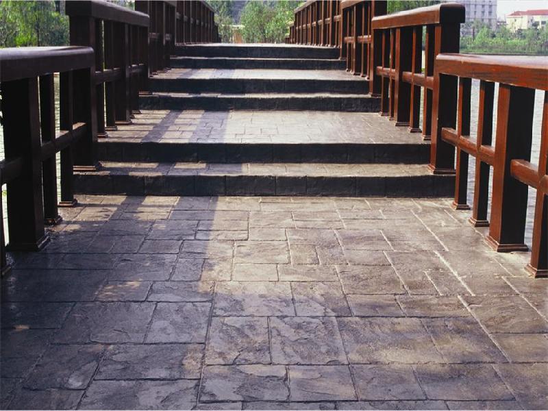 重庆压膜地坪造价提供技术指导-晶美地坪