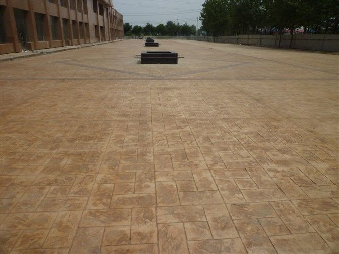 重庆压膜路面造价提供技术指导-晶美地坪