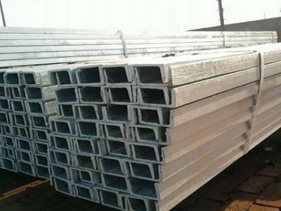 蚌埠镀锌槽钢厂-槽钢近期报价