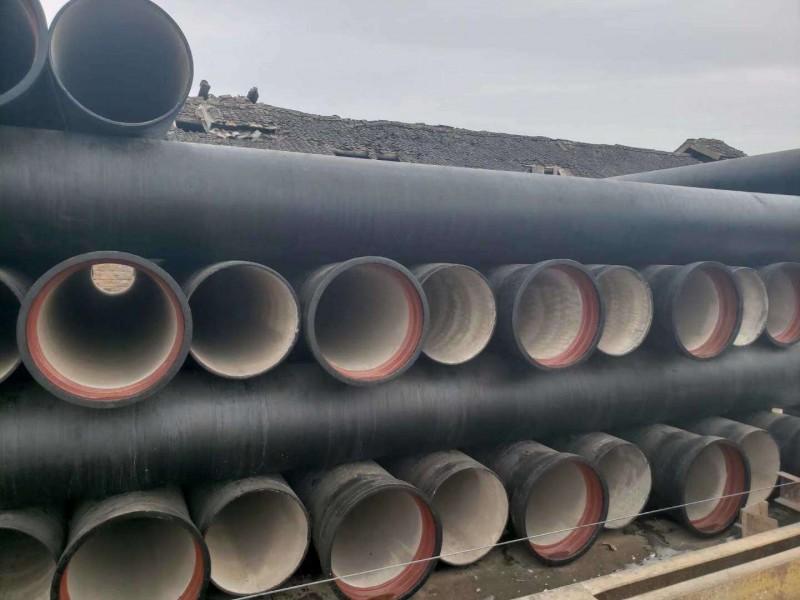 推薦常州市k9球墨鑄鐵管生產廠家
