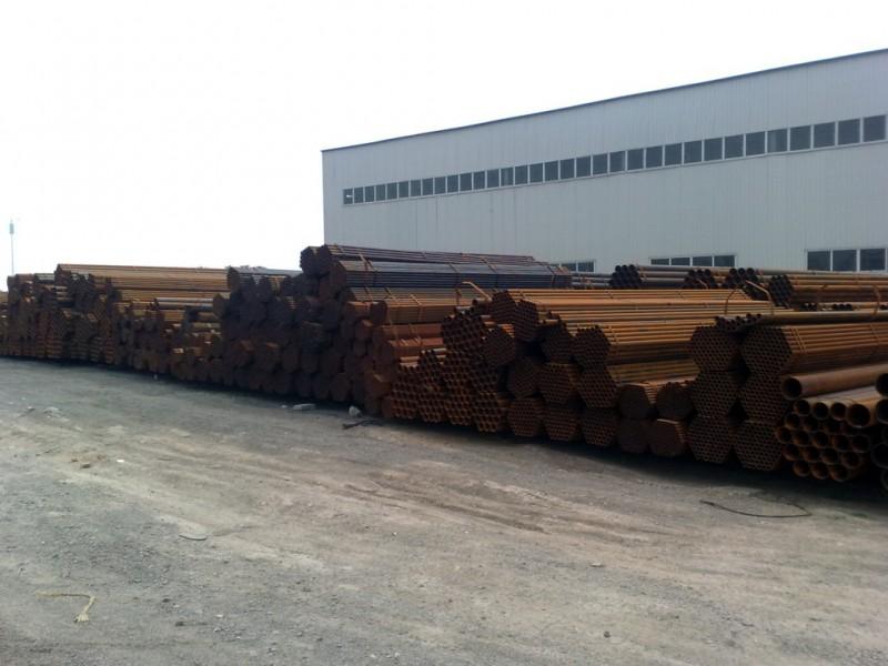 日照Q235B直缝焊管厂家-114焊管报价