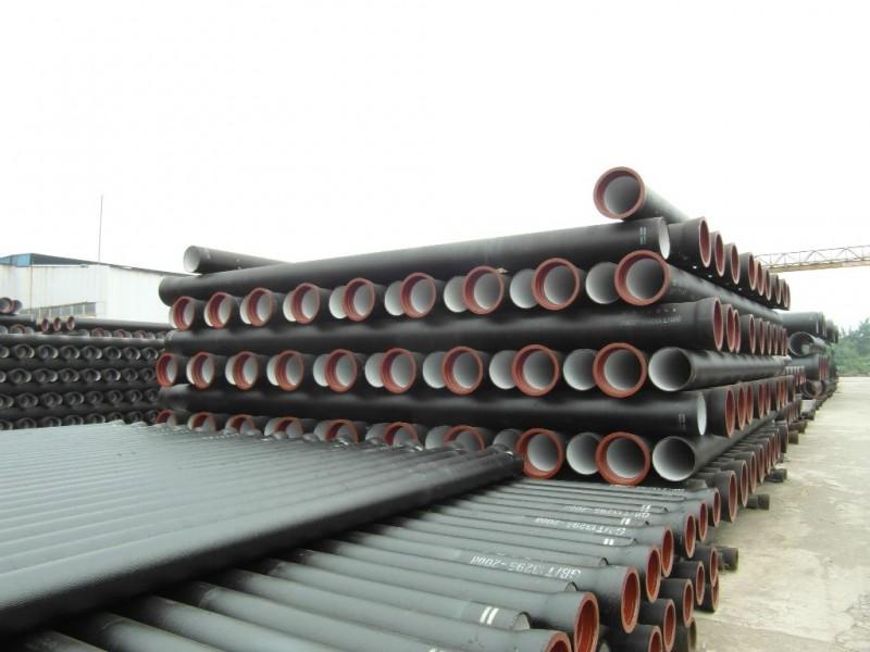 丹東污水球墨鑄鐵管質量標準