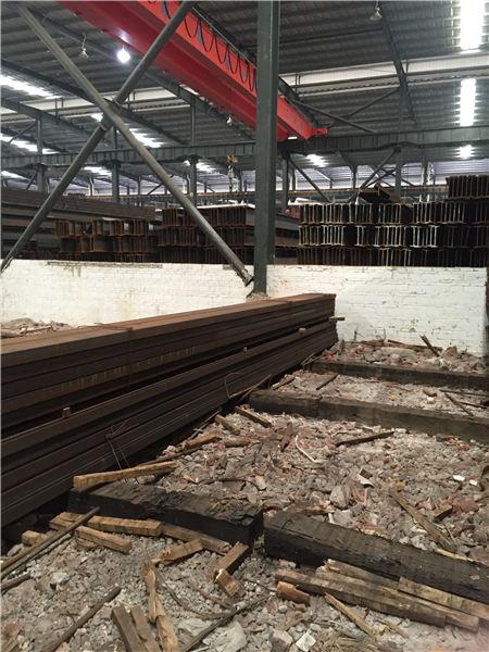 海南普通槽鋼品種齊全普通槽鋼