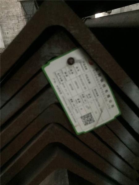 撫順Q345B角鋼價格實在Q345B角鋼