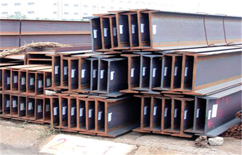 嘉峪关Q355B热轧H型钢定尺加工生产