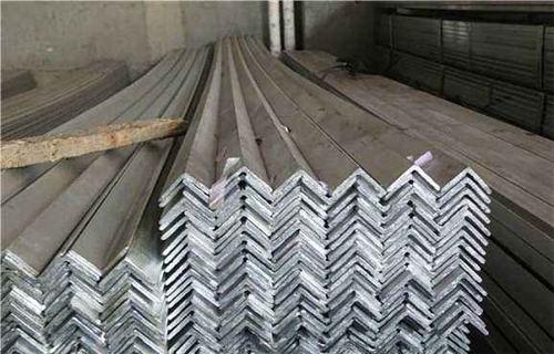 柳州鍍鋅角鋼廠房安裝