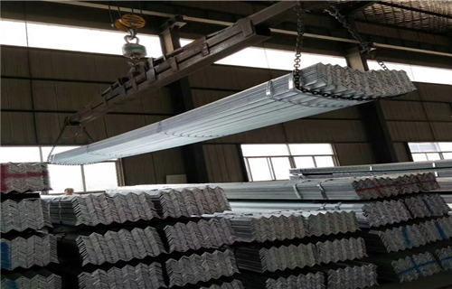 柳州鍍鋅角鋼價格