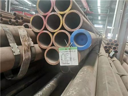 中衛Q345B無縫鋼管價格從優
