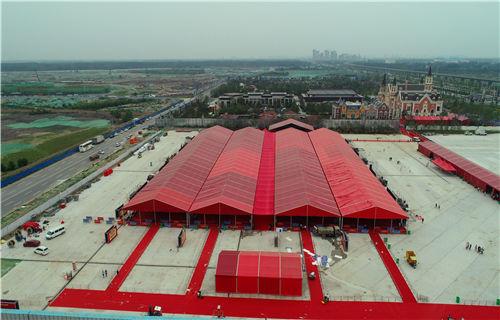 河南省安陽美食節篷房租賃公司