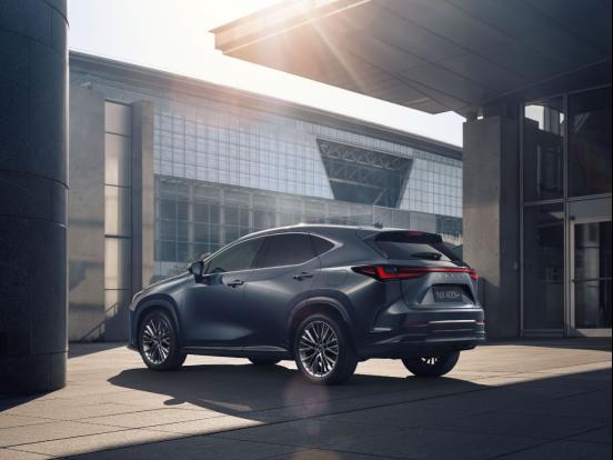 LEXUS雷克萨斯中型豪华SUV全新一代NX全球首发 开启品牌下一篇章