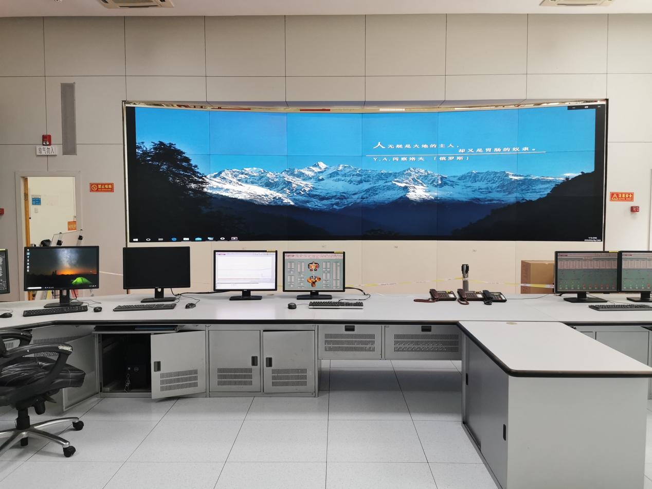 利国利民!小浪底水电站X NEC工程显示器实现品质跨越
